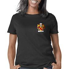 Owned Women's Plus Size V-Neck Dark T-Shirt
