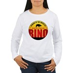 Beware of The Imposter Women's Long Sleeve T-Shirt
