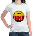 Beware of The Imposter Jr. Ringer T-Shirt