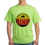 Beware of The Imposter Green T-Shirt