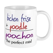 Poochon PERFECT MIX Mug