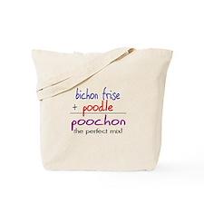 Poochon PERFECT MIX Tote Bag