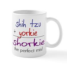 Shorkie PERFECT MIX Mug