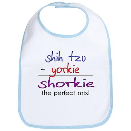 Shorkie PERFECT MIX Bib