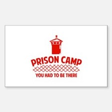 Prison Camp Decal