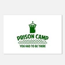 Prison Camp Postcards (Package of 8)