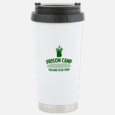 Prison Camp Travel Mug