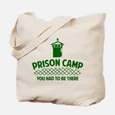 Prison Camp Tote Bag