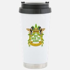 God Save the Queen Stainless Steel Travel Mug
