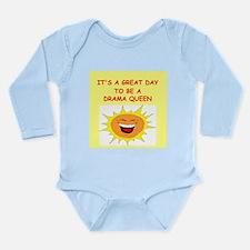 great day designs Long Sleeve Infant Bodysuit