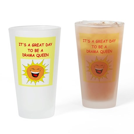 great day designs Drinking Glass