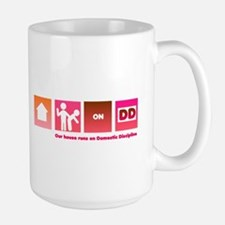 Our House Runs on DD -- Mug
