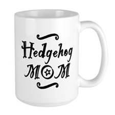 Hedgehog MOM Mug