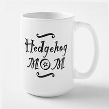 Hedgehog MOM Mug