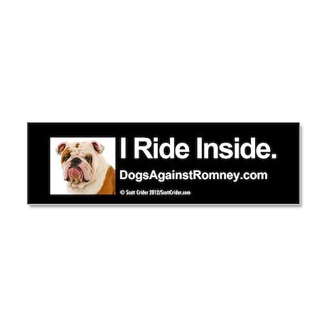 Bumper Magnet (Bulldog)