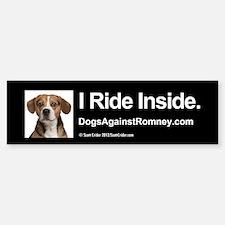 Bumper Sticker (Beagle)