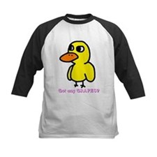 Duck (strait forward) 6 Baseball Jersey