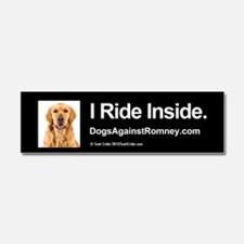 Bumper Magnet (Golden Retriever)