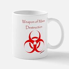 WMD BioMass 6000 Mugs