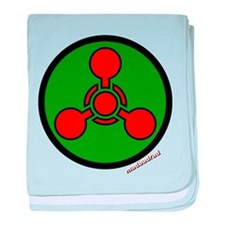 Chemical Crazies baby blanket