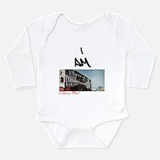 Venice Long Sleeve Infant Bodysuit