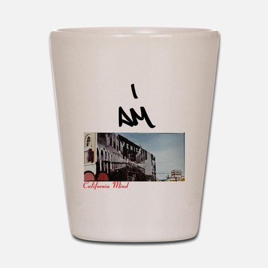 Venice Shot Glass