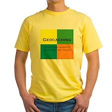 Quality Geocaching T