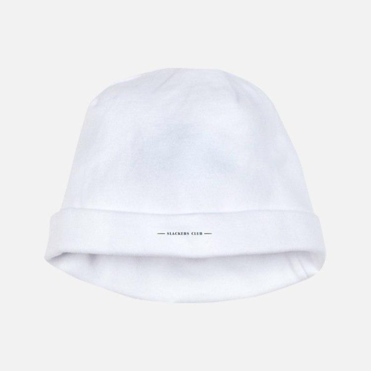 Tropicana Lounge Girl 1 baby hat