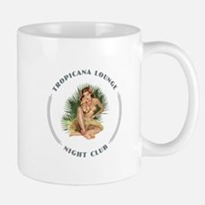 Tropicana Lounge Girl 1 Mug