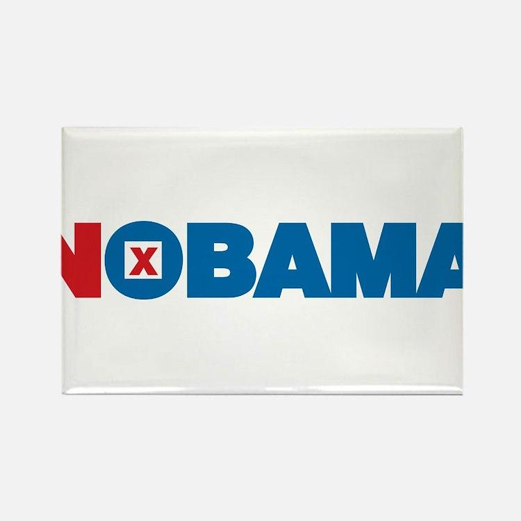 NOBAMA Rectangle Magnet (100 pack)