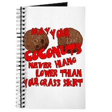 Coconut Bra Journal