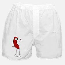 Cute Miranda Boxer Shorts