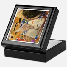 Klimt - The Kiss Keepsake Box