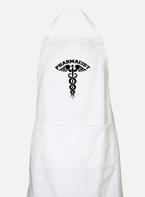 Pharmacist Caduceus Apron