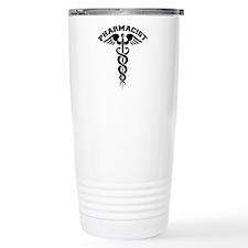 Pharmacist Caduceus Travel Mug