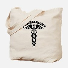 Pharmacist Caduceus Tote Bag