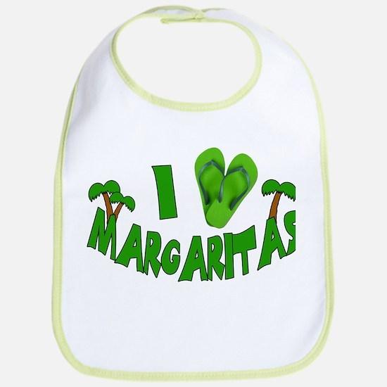 I love Margaritas Bib