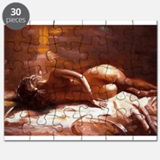 Nude Back 1 Puzzle