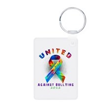 United Against Bullying Keychains