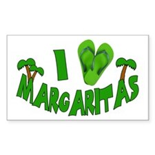 I love Margaritas Decal