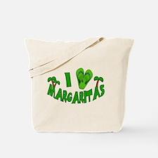 I love Margaritas Tote Bag