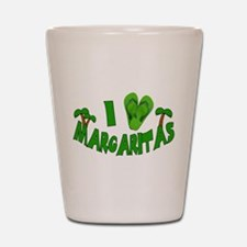 I love Margaritas Shot Glass