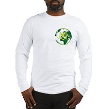 Cool Coffee themed Long Sleeve T-Shirt