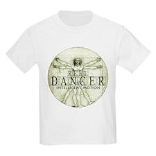 Reel Dancer Intelligent Motion by DanceBay T-Shirt