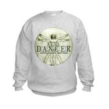 Reel Dancer Intelligent Motion by DanceBay Sweatshirt