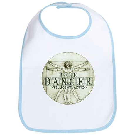 Reel Dancer Intelligent Motion by DanceBay Bib