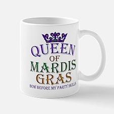 Queen of Mardis Gras Mug