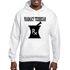 Pharmacy Technician Rx Hoodie