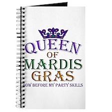 Queen of Mardis Gras Journal