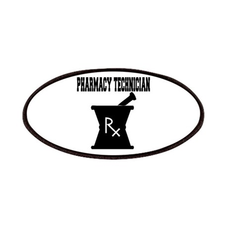 Pharmacy Technician Rx Patches